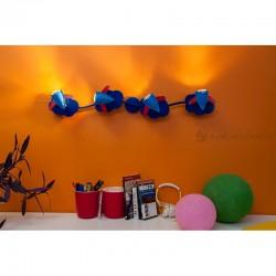 Origami 3000K Çocuk Odası Spotu (Mavi) - Thumbnail
