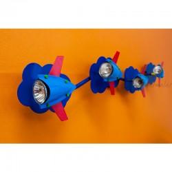 RELCO ITALIA - Origami 3000K Çocuk Odası Spotu (Mavi)
