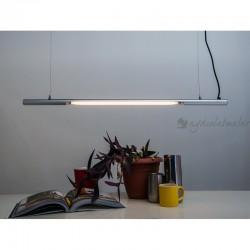 Performante 3000K Sarkıt Lamba 101cm (Metalik Gri) - Thumbnail