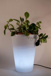 Portafiori LED Dış Mekan Işıklı Saksı
