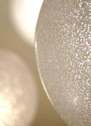 Ice Globe Özel Üretim Kristalimsi Sarkıt 20cm