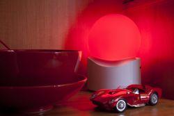 Helioled RGB LED li Masa Lambası Parlak Beyaz