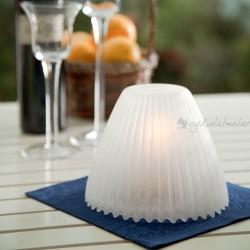 ARKIDECO - Arkideco® Glow El Yapımı Cam Mumluk