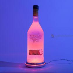 Disko RGB LED li Dekoratif Mobil Lamba (Şarjlı)